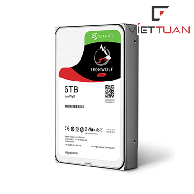 Seagate IRONWOLF 6TB ST6000VN0041