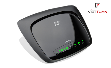 Modem Router WiFi Linksys WAG120N
